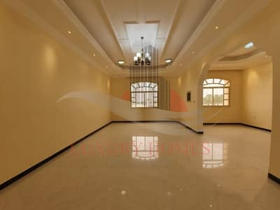 Very Spacious Open Kitchen with maid room