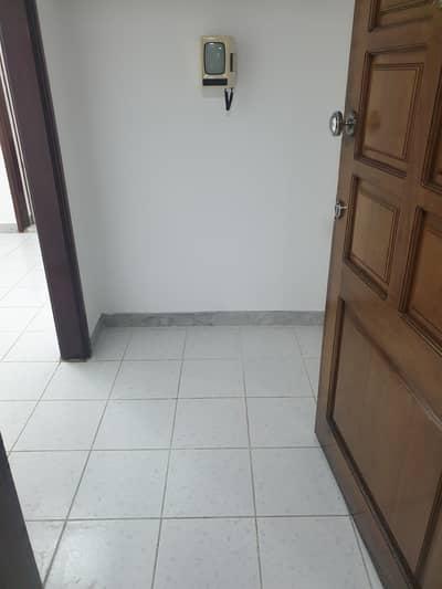 1 Bedroom Flat for Rent in Electra Street, Abu Dhabi - Flat Entrance