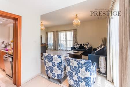 2 Bedroom Flat for Sale in The Greens, Dubai - Vastu Compliant   2 Bed   Large Study   2.5 baths