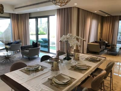 4 Bedroom Townhouse for Sale in Muwaileh, Sharjah - 4BR Semi Detached Villa | Lilac