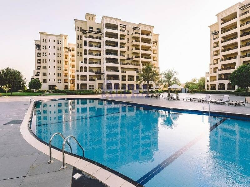 10 Mesmerizing View! Unfurnished Apartment in Marina