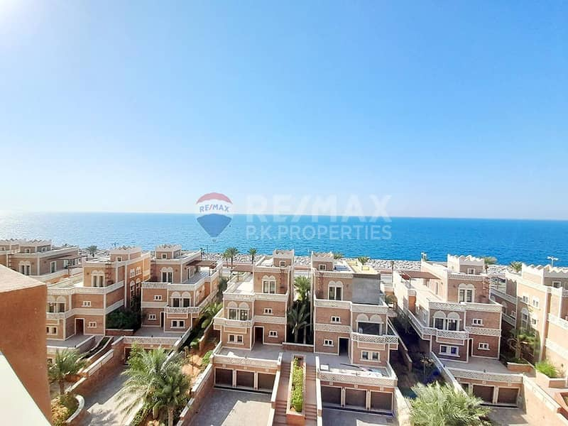 Spacious 2 Bed for Sale at Balqis| Sea view