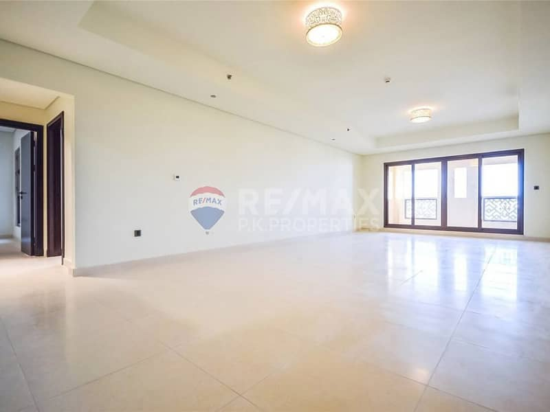 2 Spacious 2 Bed for Sale at Balqis| Sea view