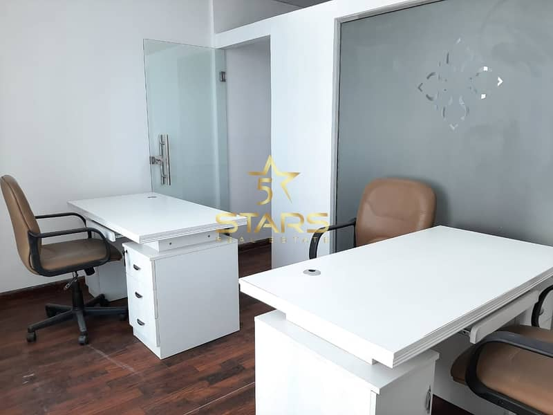 2 Direct from Landlord - Serviced Office all types of Inspections in Business Bay