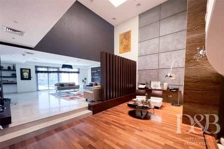 فیلا 3 غرف نوم للبيع في دبي مارينا، دبي - Vacant On Transfer | Full Marina & Sea View