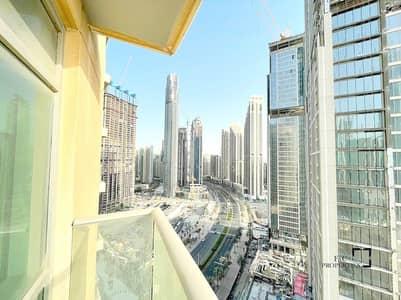 فلیٹ 1 غرفة نوم للبيع في وسط مدينة دبي، دبي - Vacant Unit | Boulevard View | Great Layout
