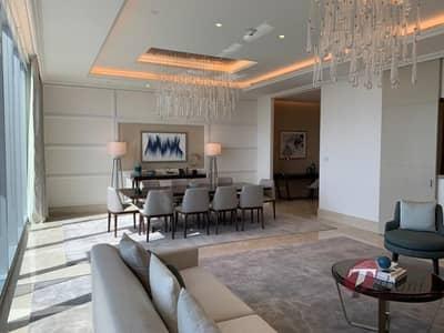 شقة فندقية 4 غرف نوم للبيع في وسط مدينة دبي، دبي - Exclusive Penthouse|Breathtaking Burj Khalifa View