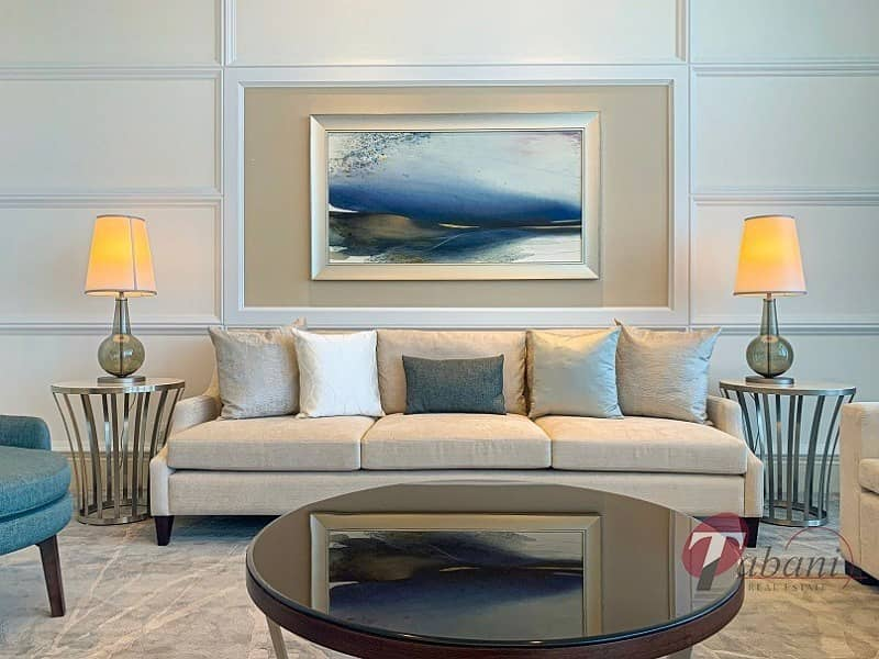 2 Exquisite  Sky Collection Penthouse| High Floor