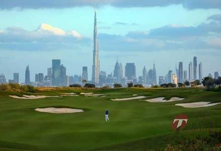 Plot for Sale in Dubai Hills Estate, Dubai - Build Your Dream Home Full Golf Course - Lake View