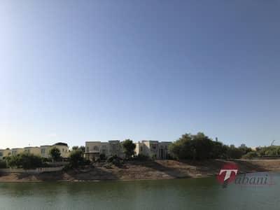 ارض سكنية  للبيع في جزر جميرا، دبي - Best Feasibility Mansion Plot Located on Lake