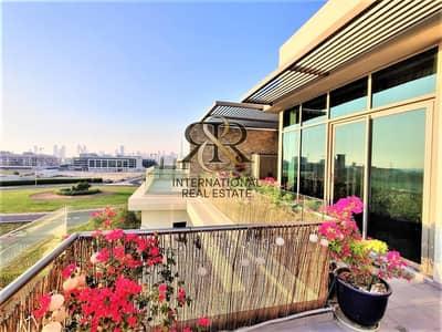 فلیٹ 4 غرف نوم للبيع في مدينة ميدان، دبي - Spacious Terrace | Upgraded Kitchen | 4 Bedrooms plus Maid