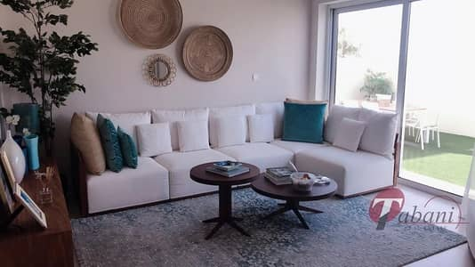 4 Bedroom Villa for Sale in Dubai South, Dubai - 4 BR Villa single row at  Park-side Emaar South