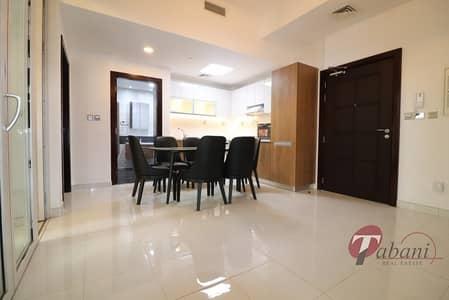1 Bedroom Apartment for Rent in Al Furjan, Dubai - Chiller free| convertible 2br| Close Metro Station