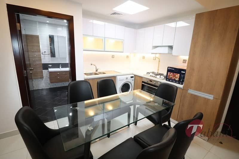 2 Chiller free | Excellent location| convertible 2BR