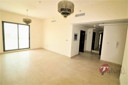2 Bedroom Apartment for Rent in Al Furjan, Dubai - Bigger rooms|Chiller free|Near To metro|Best view