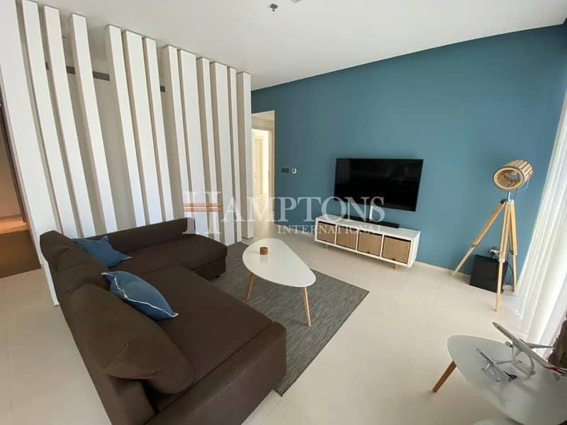 Immaculate 2 BR | Amazing Views | Rented