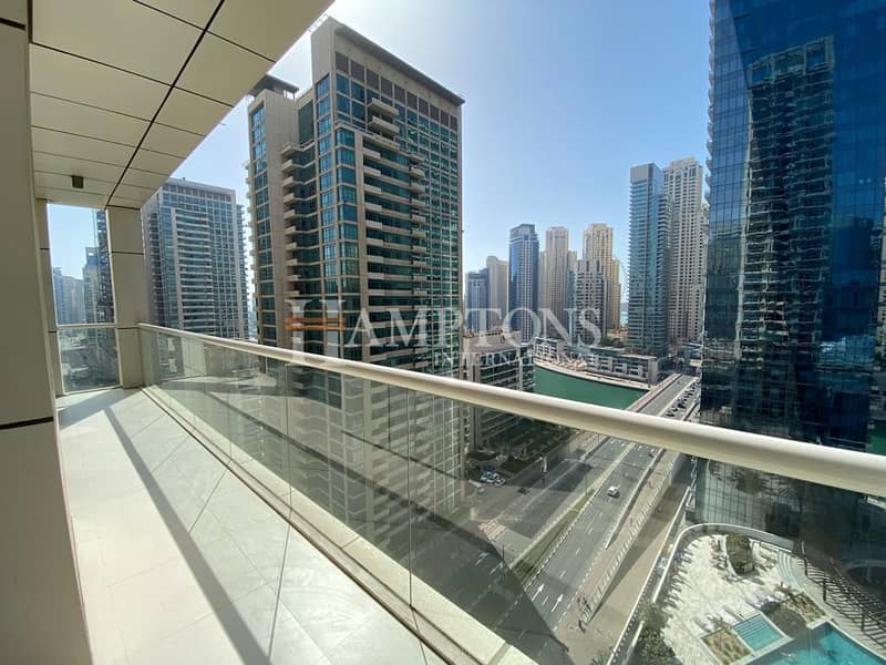 13 Immaculate 2 BR | Amazing Views | Rented