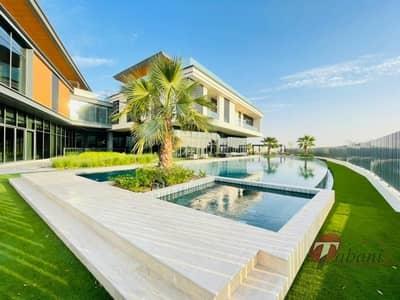9 Bedroom Villa for Sale in Dubai Hills Estate, Dubai - Ultra Luxury Furnished Mansion | Full Golf Course