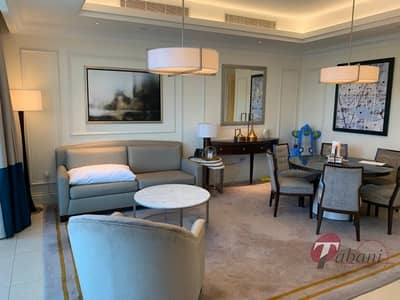 2 Bedroom Apartment for Sale in Downtown Dubai, Dubai - Lavish I Fully Furnished I Full View
