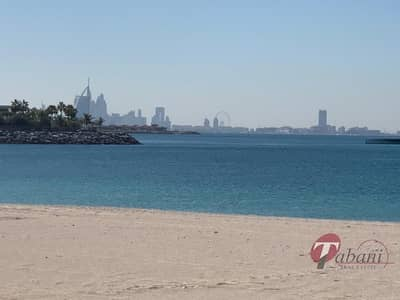 Plot for Sale in Jumeirah, Dubai - Ultra High End Living  Beach Access Villa Plot