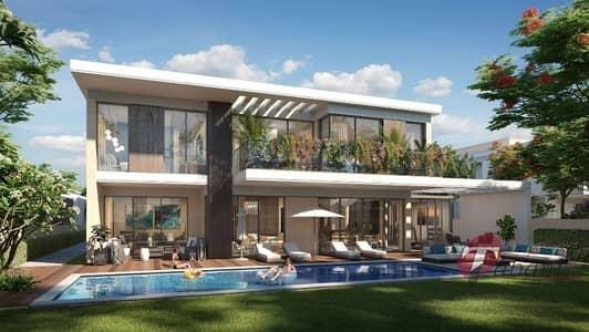 فیلا 4 غرف نوم للبيع في تلال الغاف، دبي - Crystal Lagoon |50% DLD Waiver| 2yrs Post Handover
