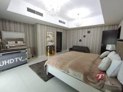 فیلا 5 غرف نوم للبيع في مدينة دبي الرياضية، دبي - Fully Furnished|En-Suite 5 Bed Rooms | Golf View