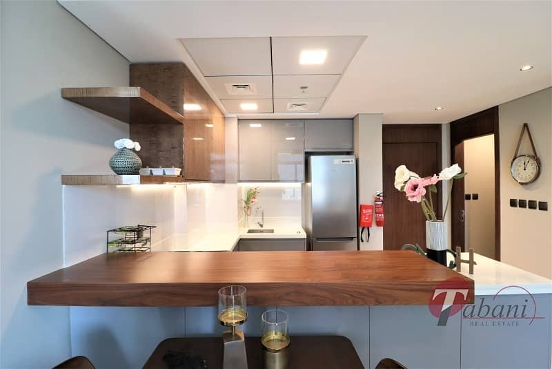 2 Spacious| Modern Finishing| Ready to Move