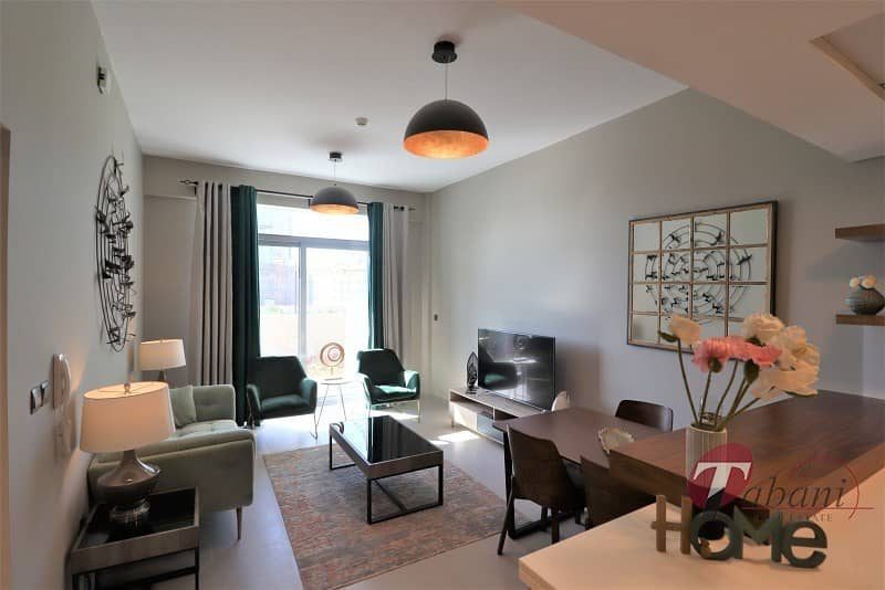 Spacious| Modern Finishing| Ready to Move