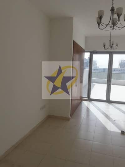 شقة 1 غرفة نوم للايجار في دبي لاند، دبي - 1BHK for rent in Skycourts Tower E by 30k with BIG Terrace