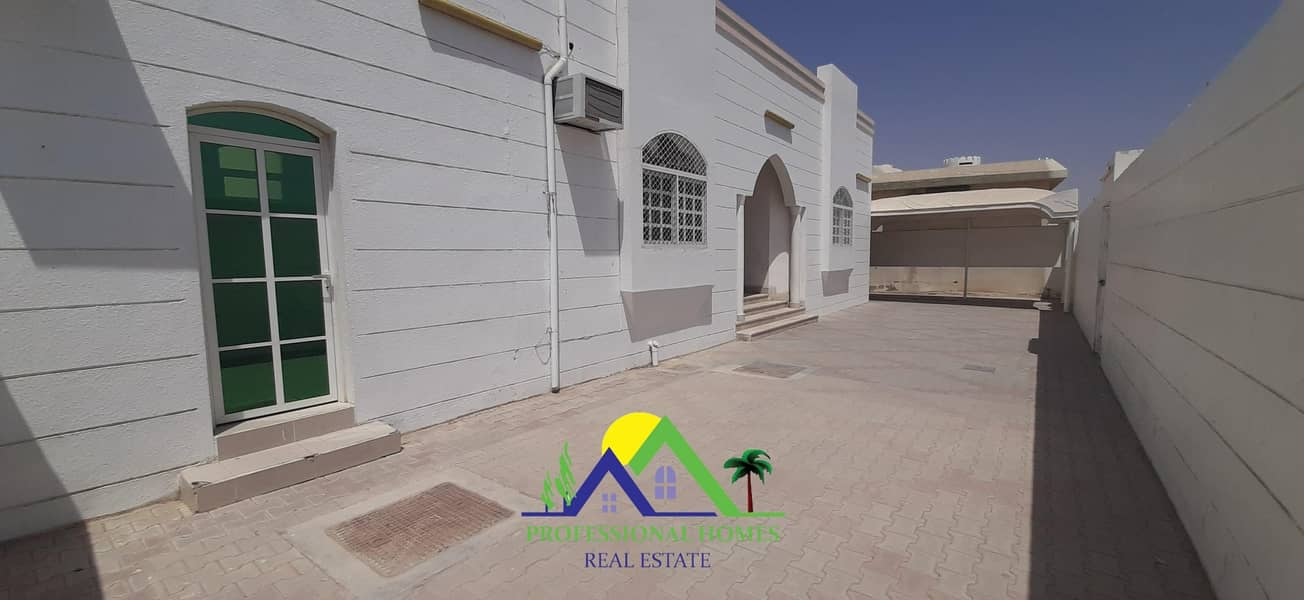 1 Private yard 3bedroom with Maidroom in HILI @60K