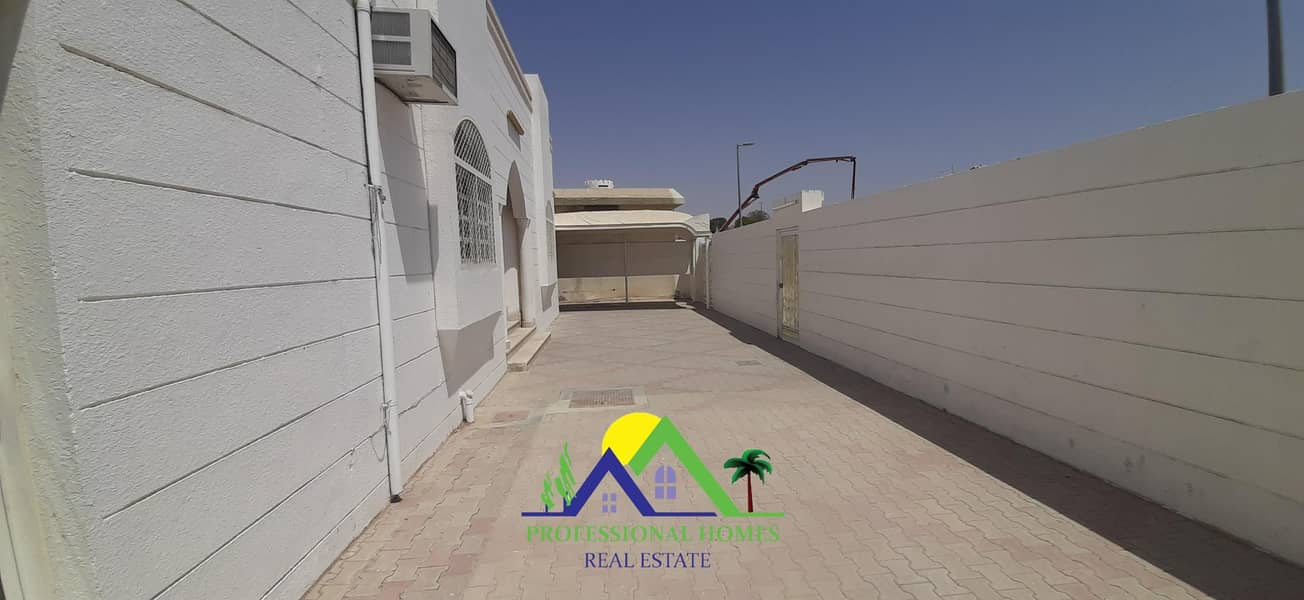 2 Private yard 3bedroom with Maidroom in HILI @60K