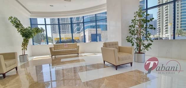 Office for Sale in Jumeirah Lake Towers (JLT), Dubai - Rented Office for sale in Jumeirah Bay X3 tower.