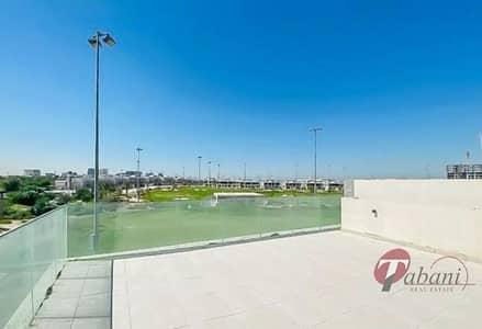 تاون هاوس 4 غرف نوم للبيع في دبي هيلز استيت، دبي - Full Golf Course SingleRow Semi Detached Exclusive