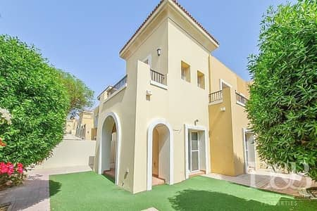 3 Bedroom Villa for Rent in Arabian Ranches, Dubai - Vacant - 3 Bedroom - Private Garden - End Unit