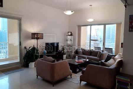شقة 2 غرفة نوم للبيع في دبي مارينا، دبي - big apartment |vacant on transfer |Westside Marina