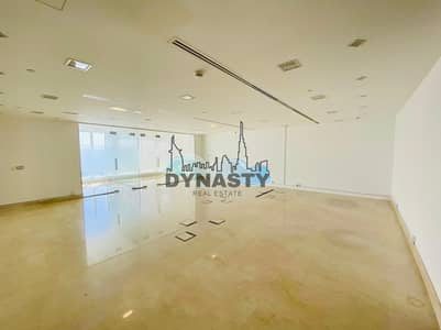 Office for Rent in Business Bay, Dubai - Fully Fitted & Partition | Canal View | 3 Parking
