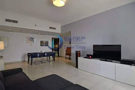 2 Bedroom Flat for Rent in Jumeirah Lake Towers (JLT), Dubai - Lake View | 2BR Plus Maid | Vacant Soon | Unfurnished