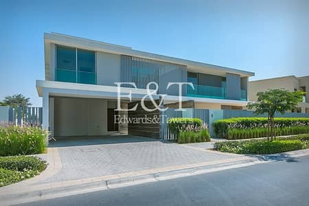 فیلا 7 غرف نوم للبيع في دبي هيلز استيت، دبي - Full Golf Course View | Tenanted  With Pool