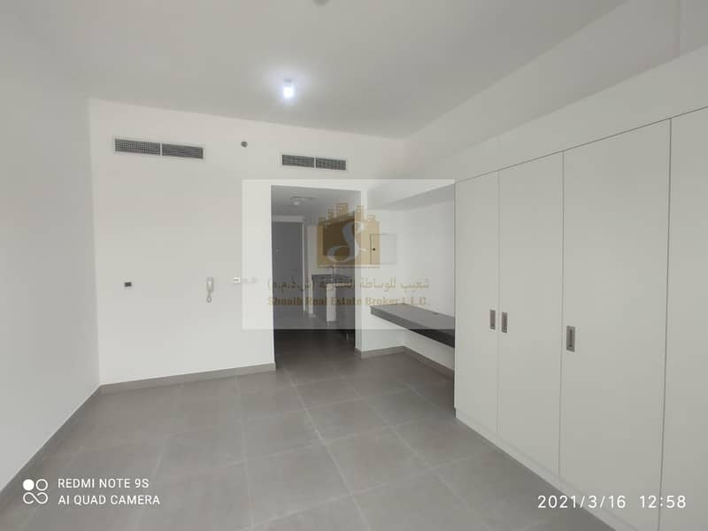 Studio For Rent Chiller Free | Brand New