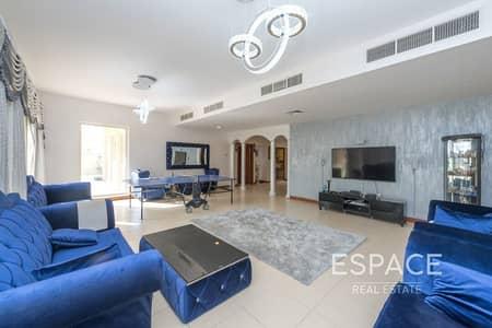 فیلا 5 غرف نوم للايجار في المرابع العربية، دبي - 5 Beds - Extended - Single Row - Optional Pool