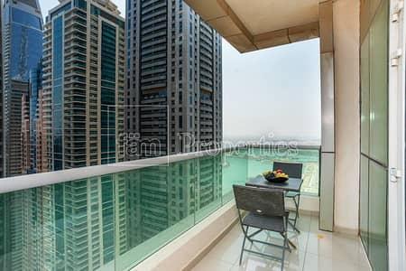 3 Bedroom Flat for Rent in Dubai Marina, Dubai - High Floor | Furnished | Available