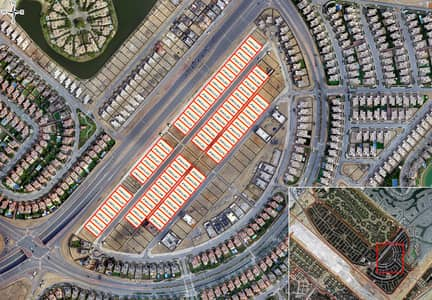 Plot for Sale in Jumeirah Park, Dubai - LAND FOR VILLAS | IN JUMEIRAH PARK M SECTOR | ON CASH AND 3YRS PAYMENT PLAN