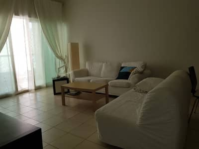 1 Bedroom Flat for Rent in The Greens, Dubai - Spacious Furnished 1bed with huge balcony