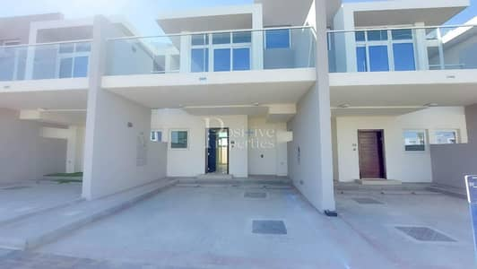 3 Bedroom Townhouse for Sale in Akoya Oxygen, Dubai - Middle Unit / Park Facing/Brand New