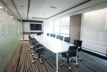 Office for Rent in Business Bay, Dubai - Excellent Layout I Spacious I Good Offer Indeed