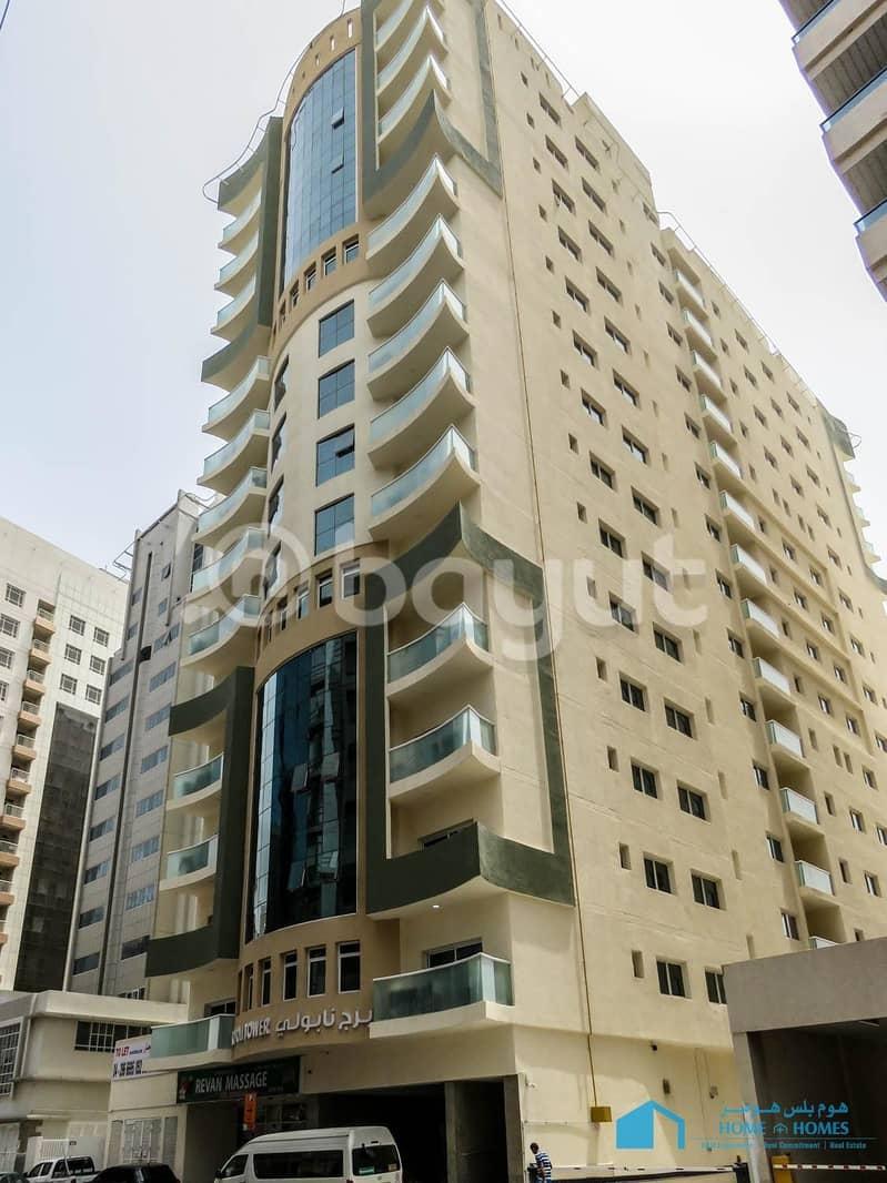 22 Spacious Studio For Rent in Al Barsha 1