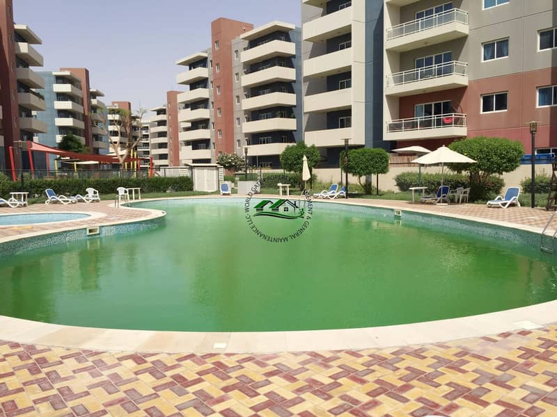 Hot Price For Sale 2bhk with All Amenities  in Al Reef Down town