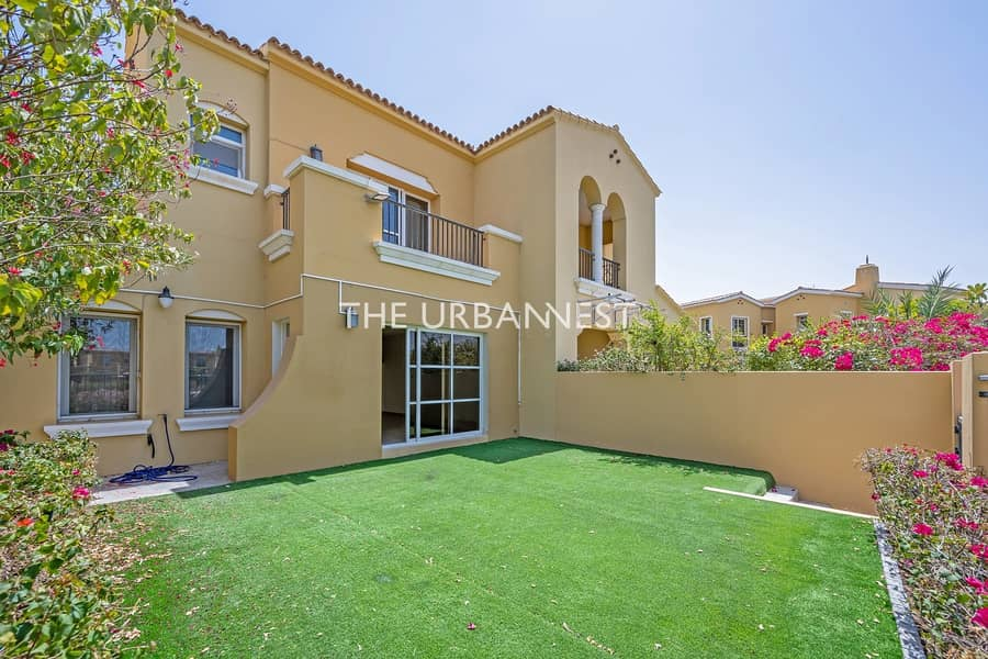 Full Lake View | Type C | Private Garden