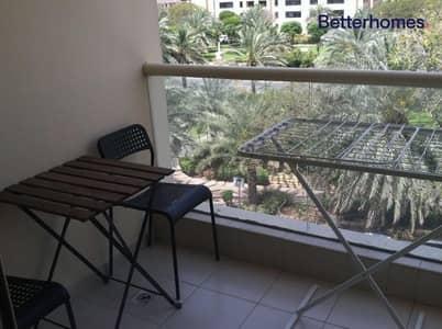 شقة 1 غرفة نوم للايجار في الروضة، دبي - Garden view | Chiller Free | 1Bedroom |