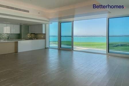فلیٹ 3 غرف نوم للبيع في جزيرة ياس، أبوظبي - Water View | Resale | Below Original Price